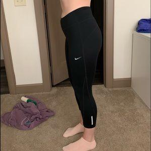 Nike leggings 7/8 length